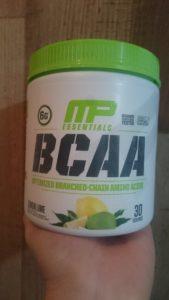 運動の相棒BCAAの話